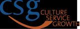 Culture.Service.Growth. Logo
